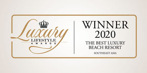 LLA Winner 2020 Best Beach Luxury Resort