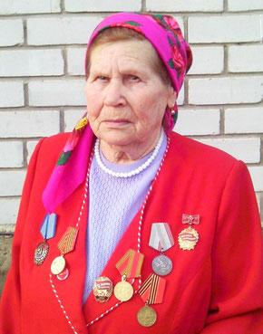 Ряпалова Мария Павловна (фото: А. Березинский)