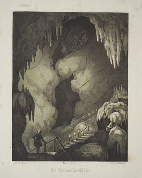 Rosenmüllershöhle, Muggendorf