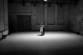 SimulacrumX, Ch.: Ruben Reniers, Dancers: Rebecca Jefferson / Ruben Reniers, Photographer: not Henry