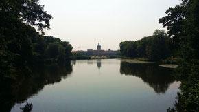 Schloss Charlottenburg, Schlosspark