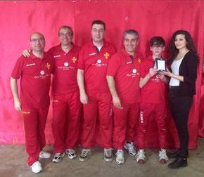La Zancle presente alla Serie D girone Centro Sud di Giugliano (NA)
