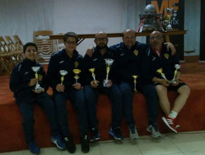 Il Messina Table Soccer presente a Malta