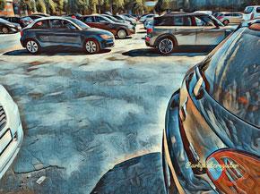 Sparparker Parkplatz Flughafen Frankfurt