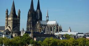Nhà thờ nôi tiếng Cologne
