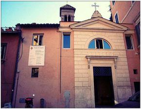 Chiesa di San Benedetto in Piscinula - Foto di Wikipedia