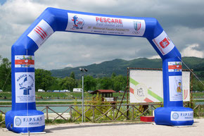 Arco Gonfiabile Con Basi Autoportanti - Archi Gonfiabili - Inflatable Arch