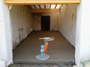 grindu betonavimas garaze
