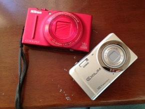 マイカメラたち。