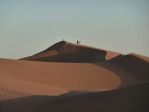 Dunes de la vallée du Drâa