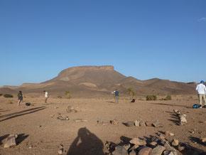 Trek désert de 12 jours