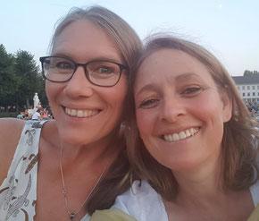 Sonja Straßburger & Susan Mary Bruce