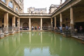 Römisches Bad in Bath