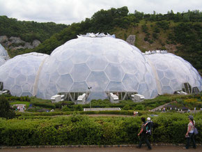 Eden Project bei Bodmin