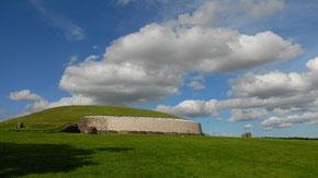 Grabanlage von Newgrange