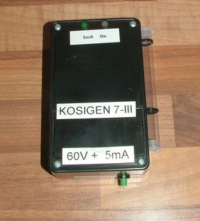 Kosi-Gen 7-III fertig von oben