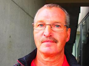 Edgar, ein ehemaliger Bergmann ist jetzt Touristen-Guide