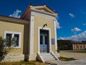 Bahnhof von Olympia