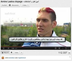 Er hat 2012 den Dopingfall Armine Laalou aufgedeckt und sich damit im arabischen Raum nicht nur Freunde gemacht.