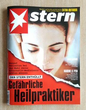 Titelbild vom STERN Ausgabe Nr. 17 vom 20. April 2017