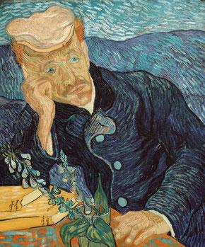 van Gogh - Dr. Gachet