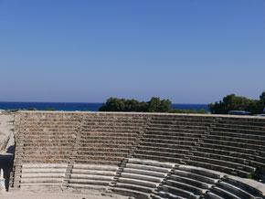 Antikes Sálamis bei Famagusta