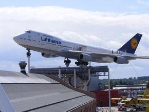 Lufthansa-Jet