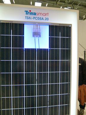 Solarmodul Optimierer FFB Olching Strom Energie Dach