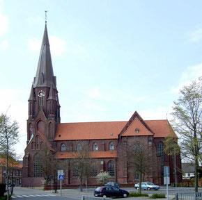 Kirche St. Vitus 1995 - Foto: HPD