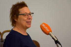 Leiterin der Hörspielabteilung Stefanie Hoster