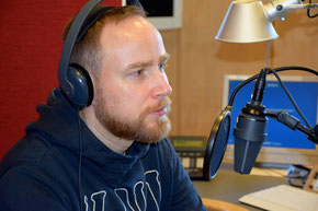 Moderator Olaf Kosert