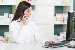 Loewenapotheke sagt danke  Fotolia_110433837 Unverbindliche Arzneimittelreservierung