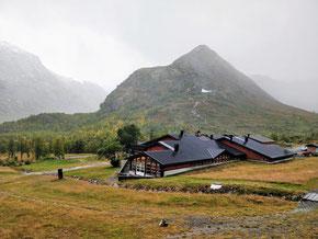 DNT-Hütte Memurubu
