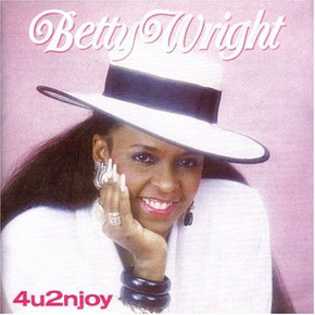 Betty Wright ‎– 4U2NJOY (1989)