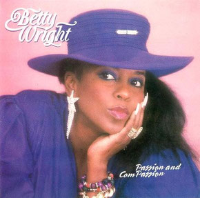 Betty Wright ‎– Passion And ComPassion (1990)