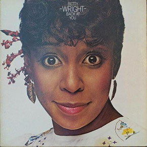 Betty Wright ‎– Wright Back At You (1983)