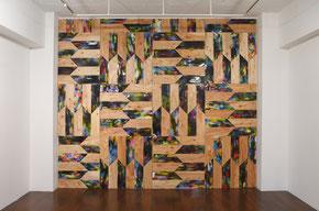 SEE MAX    wood,resin 2009