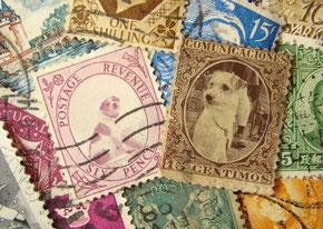 Neu-Kromi auf Briefmarke