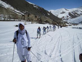 Bild vom 1st Afghan Ski Challange 2011        - -  -  -    Foto: Stei Steurer