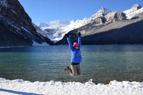 JBK, Kanada, Lake Louise, Alberta