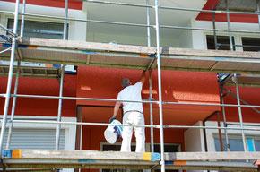 Sie suchen einen Profi für eine Fassadensanierung in Erfurt? Dann sind Sie bei der Kultbau GmbH richtig!