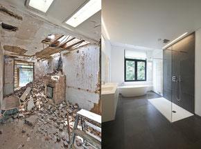 Unsere Fliesenleger Firma Erfurt arbeitet professionell, sauber und zu einer fairen Preis!