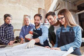 Kultbau GmbH: Ihr Bausanierungsunternehmen in Erfurt mit dem Rundumservice! Über 10 Jahre Erfahrung in der Sanierung