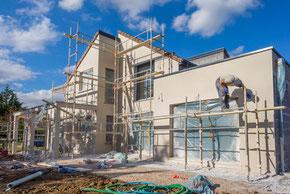Maler für Fassade in Erfurt gesucht? Dann sind Sie bei der Kultbau GmbH richtig!