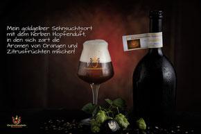 Amarillo Bier der Ehrentrautmannsdorfer Biermanufaktur der Brauerei in Trautmannsdorf Leitha fotoberger.at