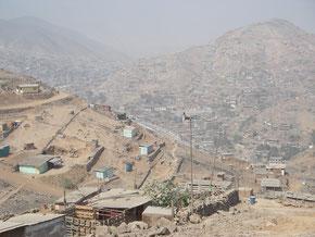Photo J. Robert, 2010. Lima, Pérou