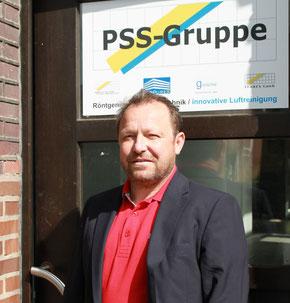 Inhaber und eingefleischter Bottroper: Paul-Stephan Schütte.