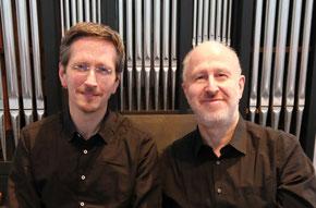 Hans-Jakob Gerlings und Dieter Lorenz