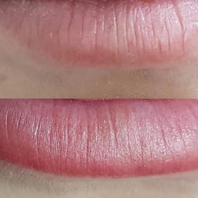 Permanent Make Up Lippen, Feinste Konturenzeichnung