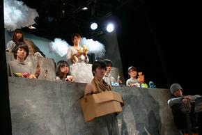 『パフ』初演(2014年3月)